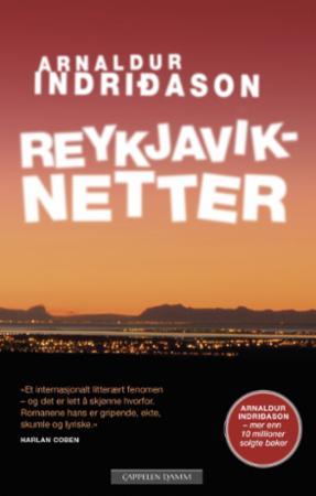 """""""Reykjaviknetter"""" av Arnaldur Indridason"""