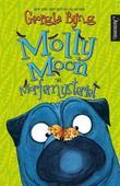 """""""Molly Moon og morfemysteriet"""" av Georgia Byng"""