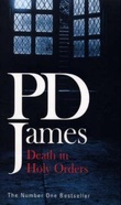 """Death in holy orders"" av P.D. James"