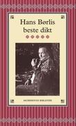 """""""Hans Børlis beste dikt"""" av Hans Børli"""