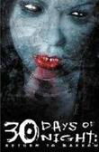 """30 Days Of Night - Return To Barrow"" av Steve Niles"