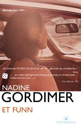"""""""Et funn"""" av Nadine Gordimer"""