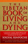 """""""The Tibetan book of living and dying"""" av Sogyal Rinpoche"""