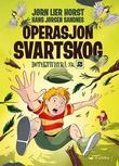 """""""Operasjon Svartskog"""" av Jørn Lier Horst"""