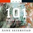 """""""Hundre og én dag - en reportasjereise"""" av Åsne Seierstad"""