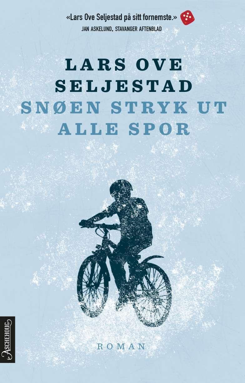 """""""Snøen stryk ut alle spor - roman"""" av Lars Ove Seljestad"""