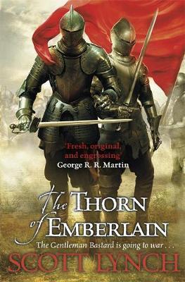 """""""The thorn of emberlain - the gentleman bastard sequence"""" av Scott Lynch"""