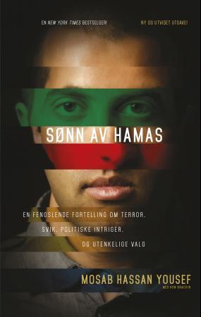 """Sønn av Hamas"" av Mosab Hassan Yousef"