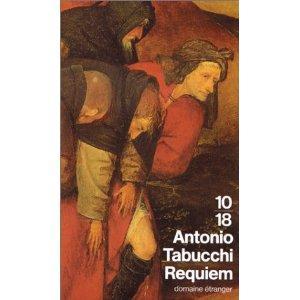 """""""Requiem - en hallusinasjon"""" av Antonio Tabucchi"""