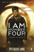 """I am number four"" av Pittacus Lore"