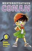 """""""Mesterdetektiven Conan 5"""" av Gosho Aoyama"""
