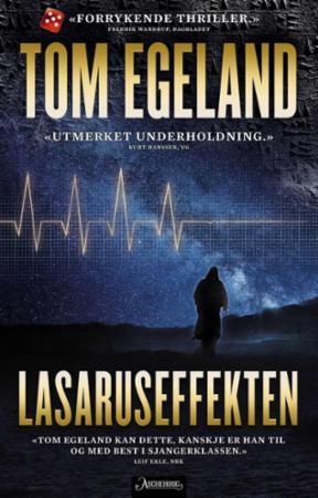 """""""Lasaruseffekten"""" av Tom Egeland"""