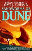 """Sandworms of Dune"" av Kevin J. Anderson"