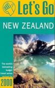 """New Zealand 2000 - the budget guide"" av Nick Grossman"