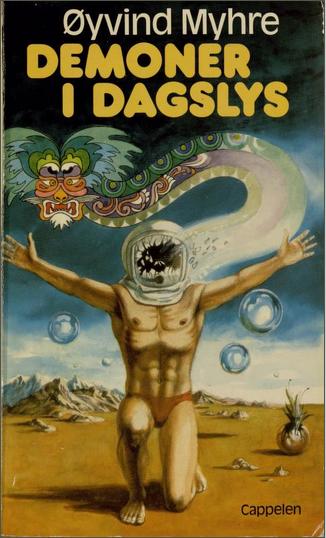 """""""Demoner i dagslys - Tretten fortellinger (Norwegian Edition)"""" av Øyvind Myhre"""