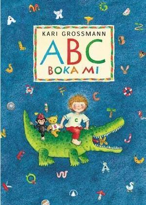 """ABC boka mi"" av Kari Grossmann"