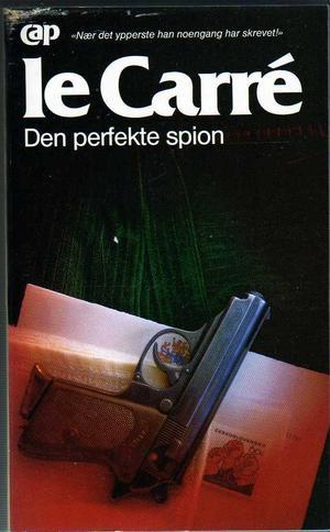 """""""Den perfekte spion"""" av John Le Carré"""