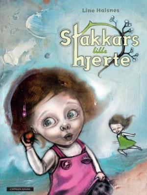 """""""Stakkars lille hjerte"""" av Line Halsnes"""