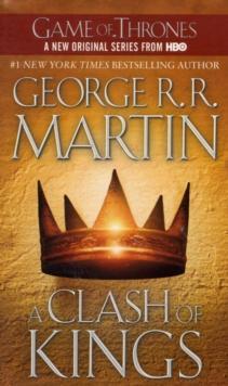 """A clash of kings"" av George R.R. Martin"