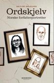 """""""Ordskjelv - norske forfatterportretter"""" av Niels Chr. Geelmuyden"""