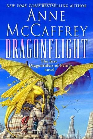 """Dragonflight (Dragonriders of Pern)"" av Anne McCaffrey"