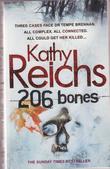 """206 bones"" av Kathy Reichs"