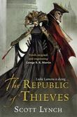 """The republic of thieves - gentleman bastard 3"" av Scott Lynch"