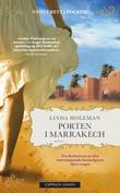 """""""Porten i Marrakech"""" av Linda Holeman"""