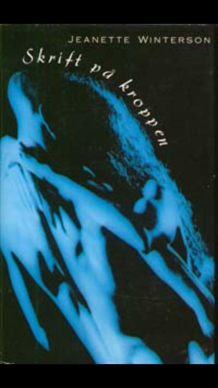 """""""Skrift på kroppen"""" av Jeanette Winterson"""