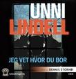 """""""Jeg vet hvor du bor"""" av Unni Lindell"""