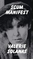"""""""SCUM manifest"""" av Valerie Solanas"""