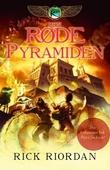 """""""Den røde pyramiden"""" av Rick Riordan"""