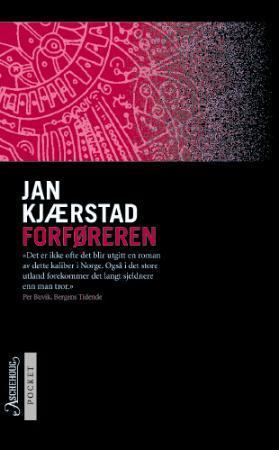 """""""Forføreren"""" av Jan Kjærstad"""