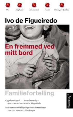 """""""En fremmed ved mitt bord - familiefortelling"""" av Ivo de Figueiredo"""