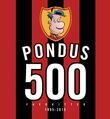 """""""500 favoritter 1995-2015"""" av Frode Øverli"""