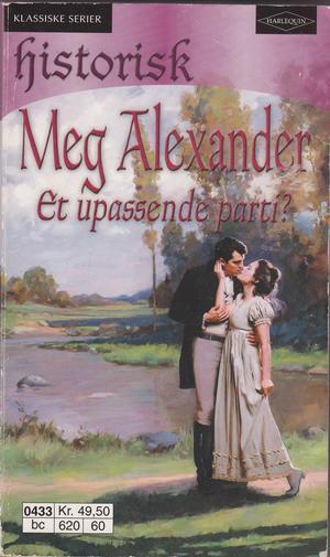 """""""The Matchmaker's Marriage"""" av Meg Alexander"""