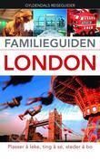 """Familieguiden London"" av Vincent Crump"