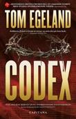 """Codex"" av Tom Egeland"