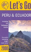 """Peru and Ecuador 2000 - the budget guide"" av Rolán Solís Hernández"