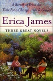 """A breath of fresh air ; Time for a change ; Airs and graces"" av Erica James"