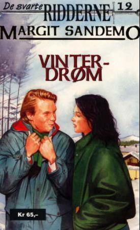 """""""Vinterdrøm"""" av Margit Sandemo"""