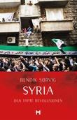 """""""Syria den tapte revolusjonen"""" av Bendik Sørvig"""