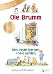 """""""Den Beste bjørnen i hele verden - hvor vi følger Ole Brumm gjennom ett år med eventyr i Hundremeterskogen"""" av Paul Bright"""