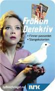 """""""Frøken Detektiv finner passordet ; Frøken Detektiv og slangekolonien"""" av Carolyn Keene"""