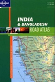 """India and Bangladesh - road atlas"""