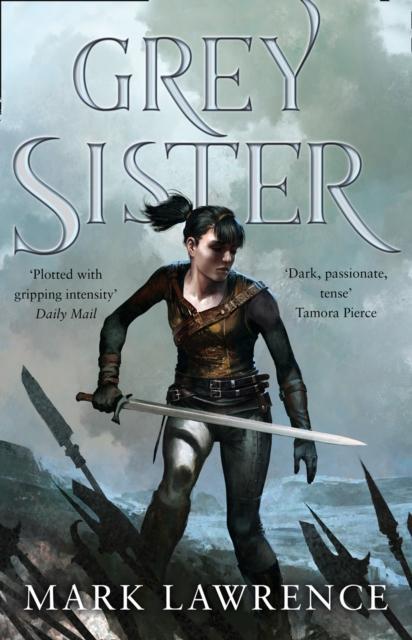 """Grey sister"" av Mark Lawrence"