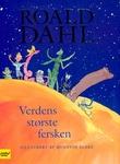 """""""Verdens største fersken"""" av Roald Dahl"""