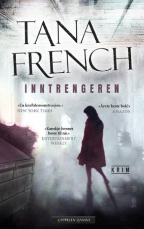"""""""Inntrengeren"""" av Tana French"""