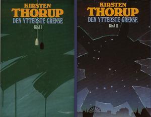 """""""Den ytterste grense 1-2"""" av Kirsten Thorup"""