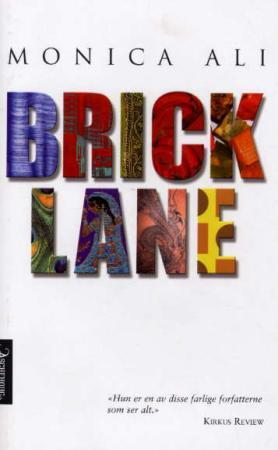 """Brick Lane"" av Monica Ali"